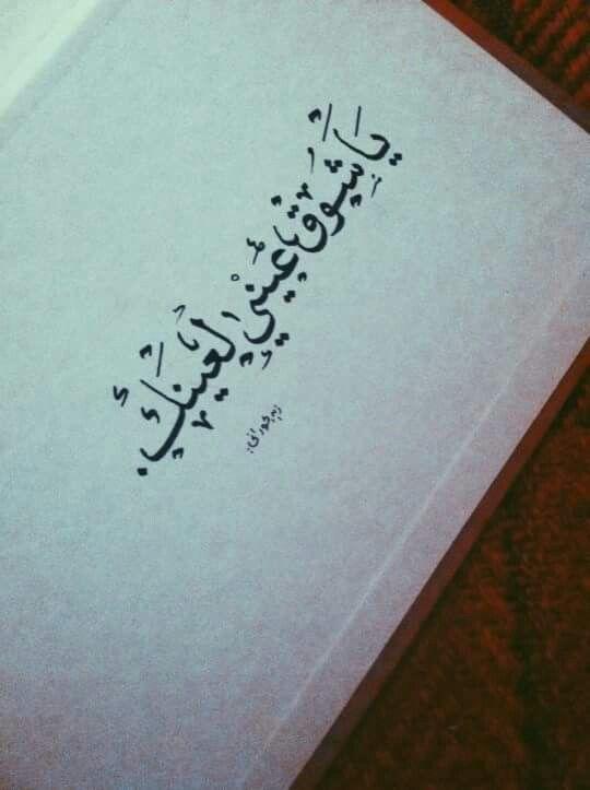 يا طيب القلب وينك Romantic Words Sweet Love Quotes Quotes For Book Lovers