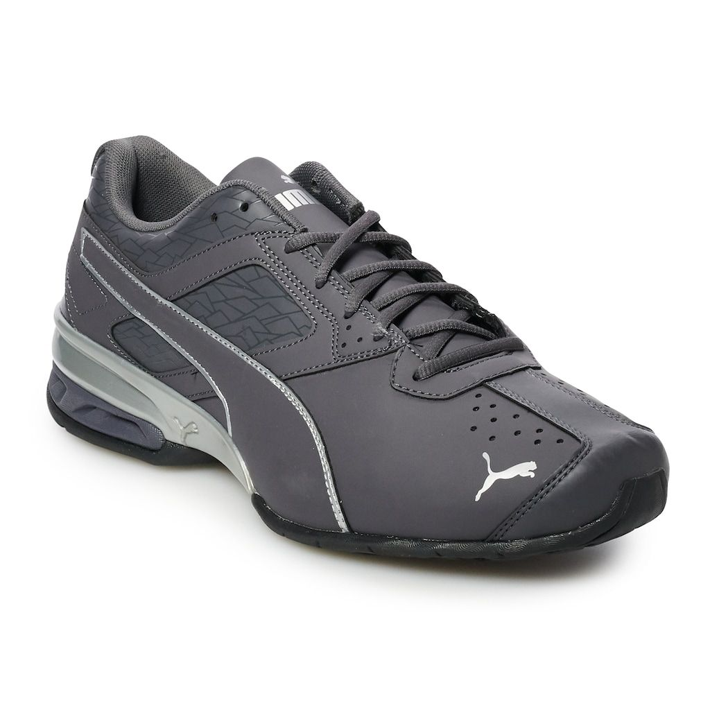 PUMA Tazon 6 Fracture FM Men's Sneakers, Size: 8, Grey