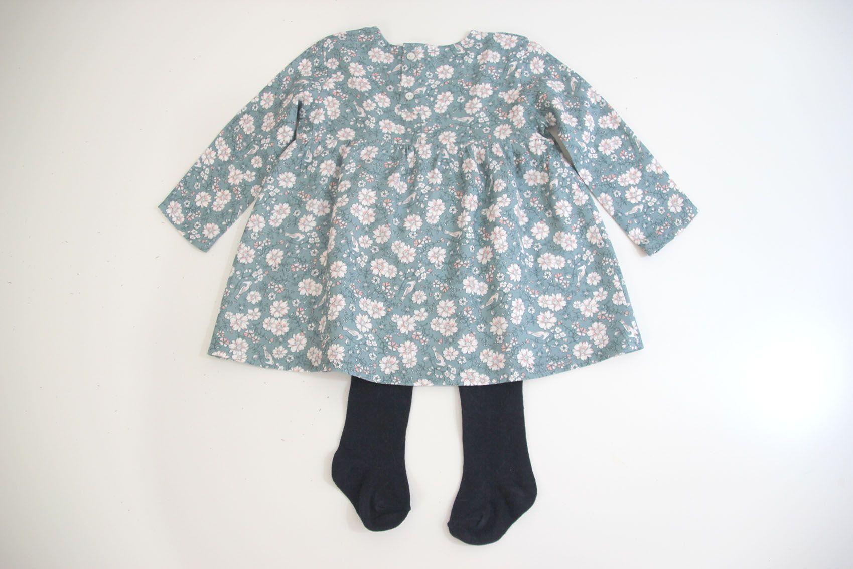DIY Costura de vestidos para niñas (patrones gratis) | | Oh, Mother ...