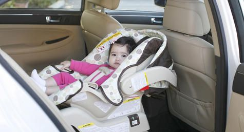 Traveling with an 8- to 17-month-old