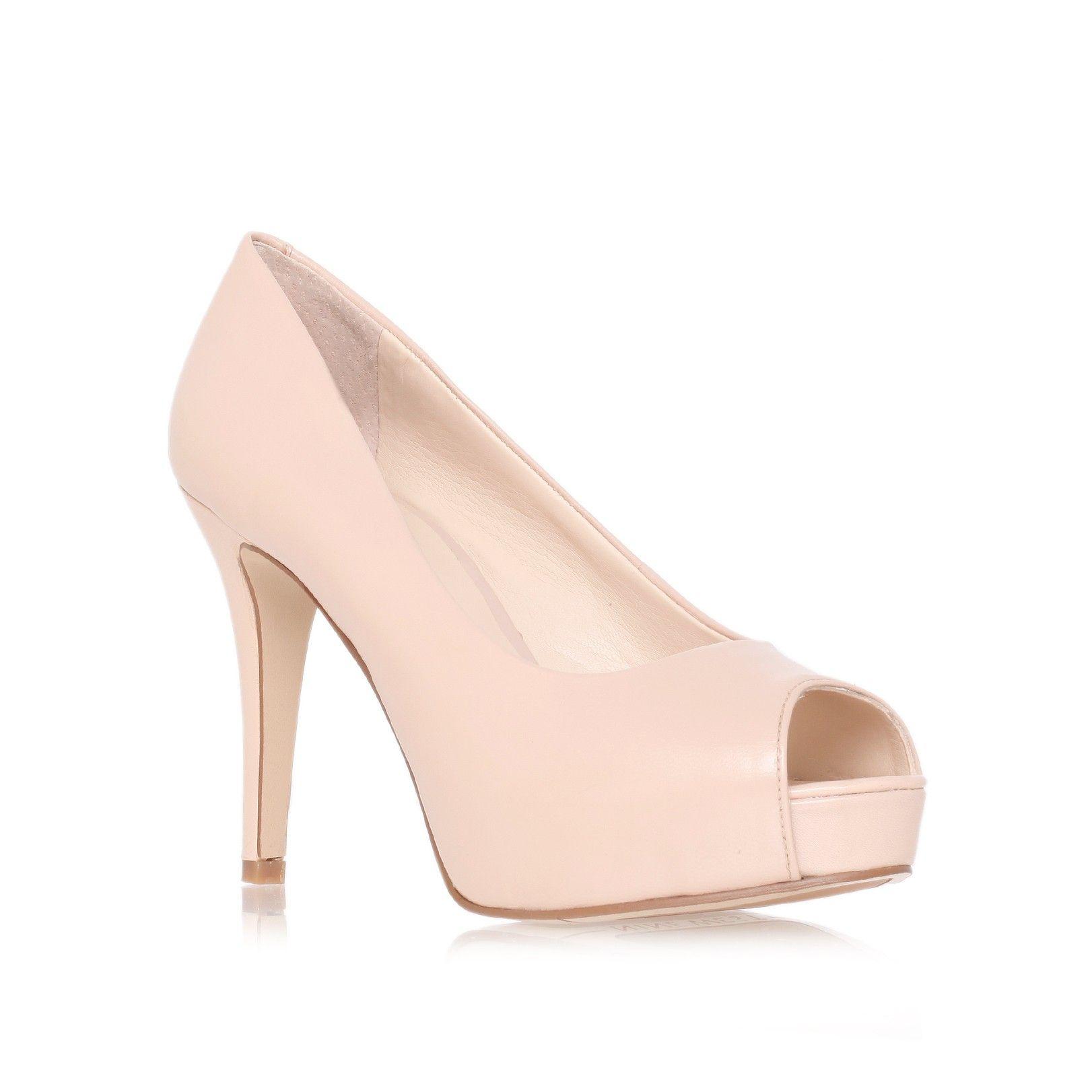 Camya Nude Shoe By Nine West