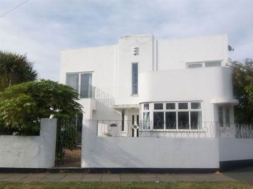 on the market the white house 1930s art deco house in birchington