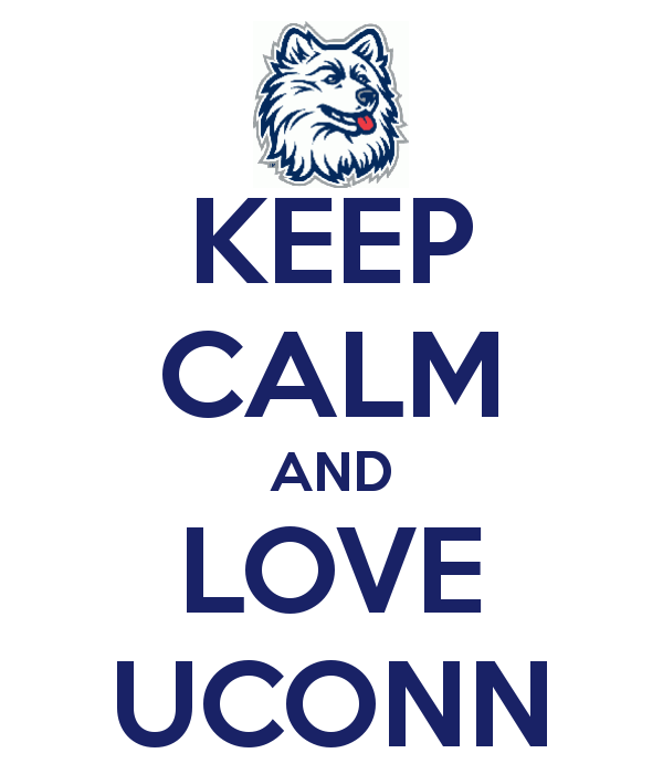 keep calm and love uconn keep calm and carry on image generator rh pinterest com UConn Men's Basketball New UConn Basketball Logo