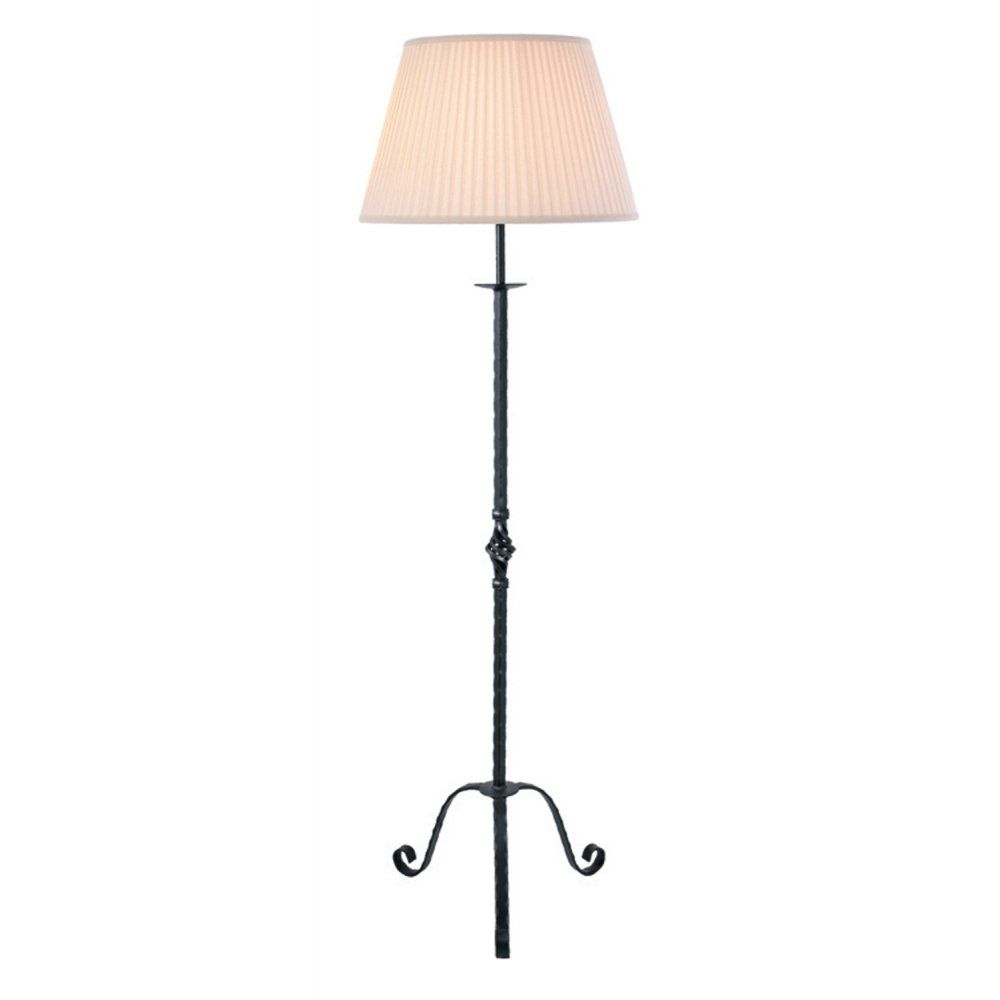 wrought iron floor lamps | ... collection view all edwardian ...