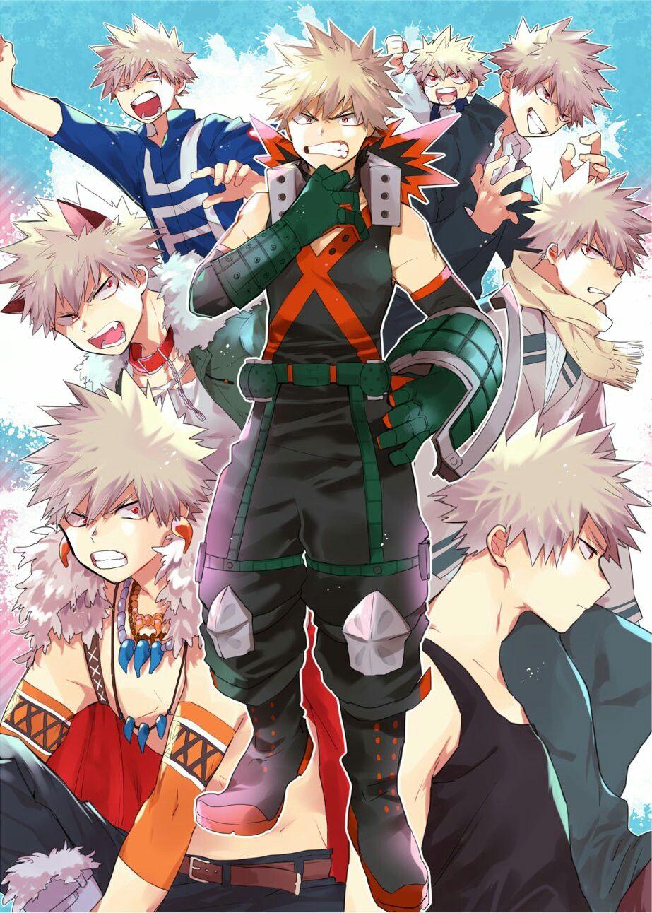 Bakugou Katsuki Boku No Hero Academia My Hero My Hero Academia Memes Hero Wallpaper