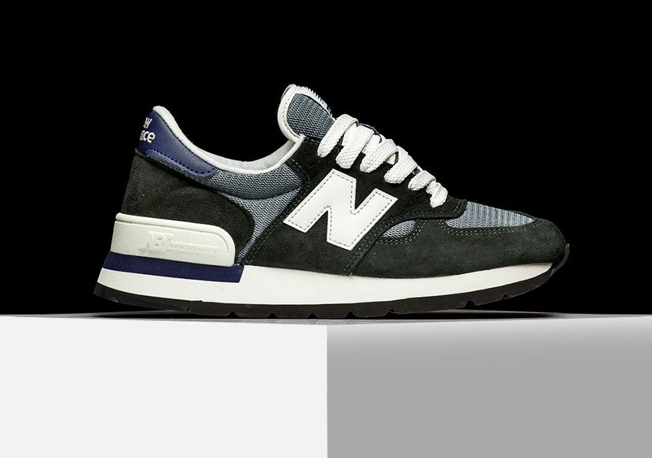 low priced 46ca6 1ed54 New Balance 990 Forest Blue | New Balance Sneakers | Yeezy ...