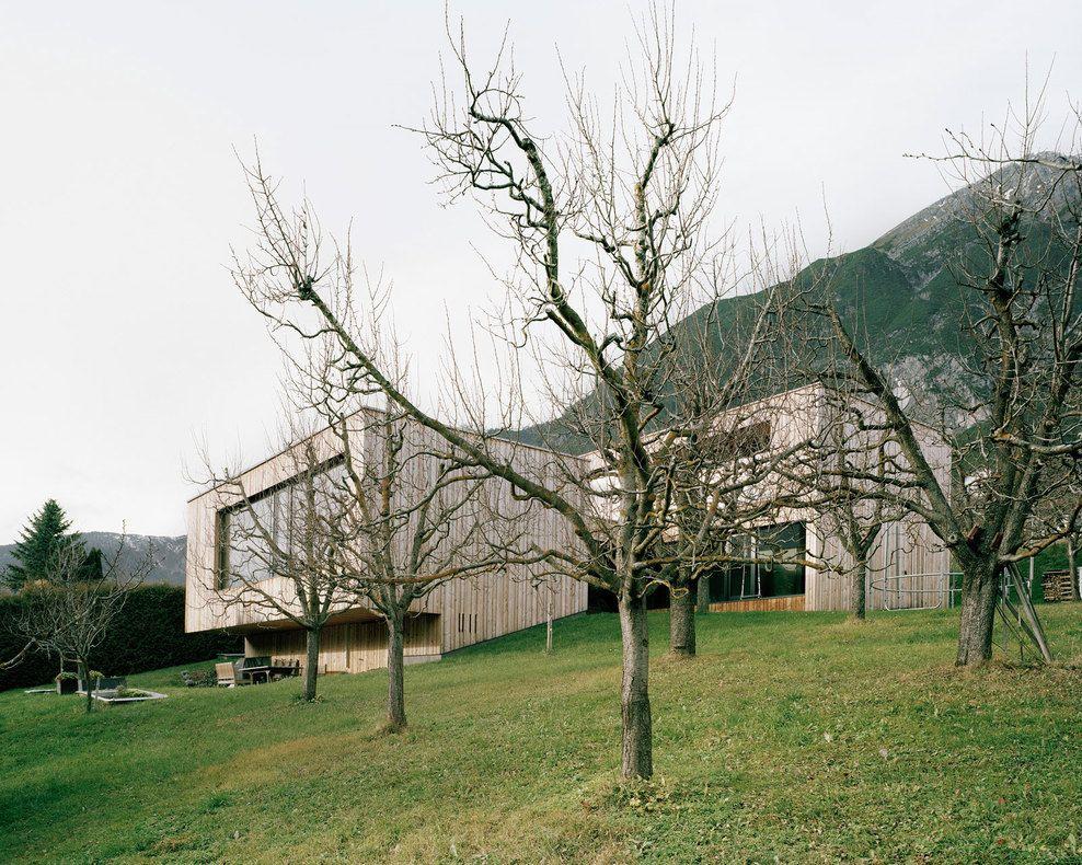 Haus P Bechter Zaffignani Architekten