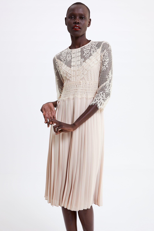 design intemporel f7351 f01e7 Robe plissée | Vestiaire été en 2019 | Robe, Robe plissée et ...