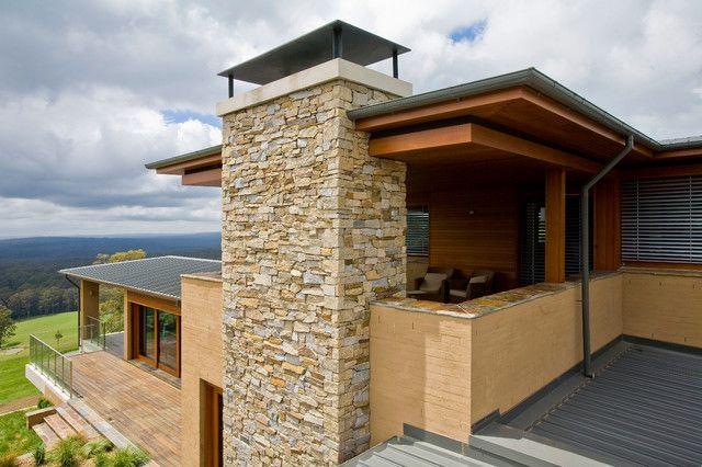 Stone Chimney Cap Designs : Modern chimney caps pinterest cap and