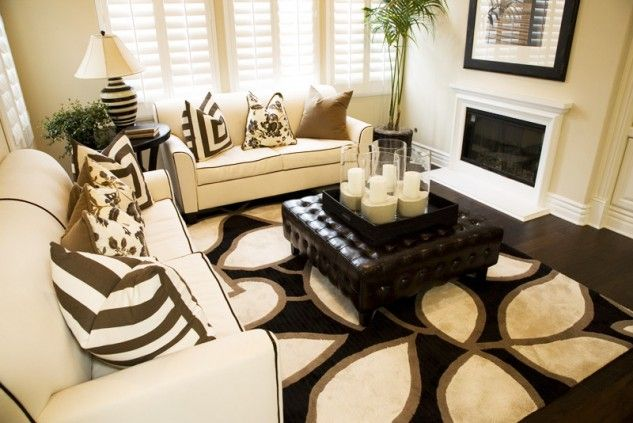 To Draw Some Inspiration Check Out These 16 Creative Carpet Designs Give Your Bare Floors Living Room