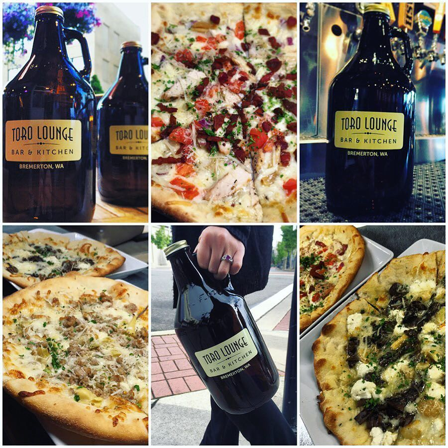 Toro Will Be Opening Late Today At 4pm Due To Maintenance But Once We Do Open All Pizzas Are 10 And Growler Fills In Your Toro Loung Ethnic Recipes Food Lounge