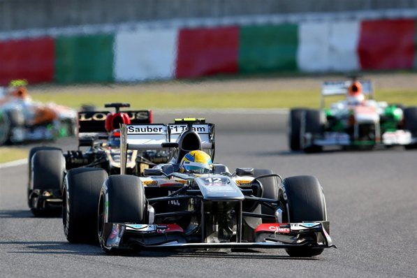 Esteban Gutierrez: Formula 1 in Meksika pilotu