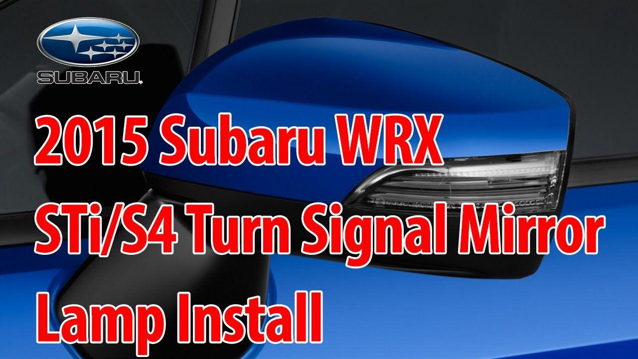 Mirror Wrx Wiring 2015 Color Picturesque Subaru Auto Dimming Diagram Sti Mirrors On 1280x720