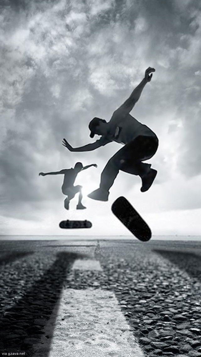 Skateboard Wallpaper Iphone 4 Bestpicture1 Org