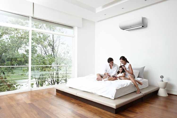 Air Conditioning System in Room | Home Improvement | Pinterest ...