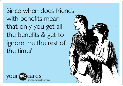 what does friends with benefits really mean