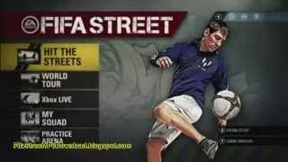 скачать fifa street 4 для pc с торрента бесплатно