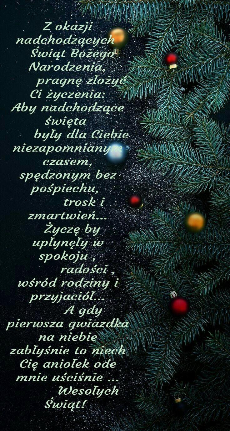 Kartka Swiateczna Weihnachten