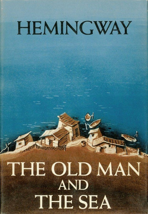 The Old Man and the Sea by Ernest Hemingway | 33 Must-Read Books To Celebrate Banned Books Week