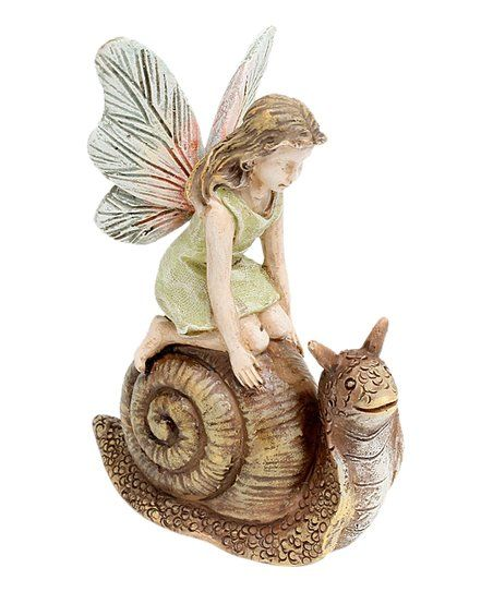 Marshall Home And Garden Racing Snail | Zulily