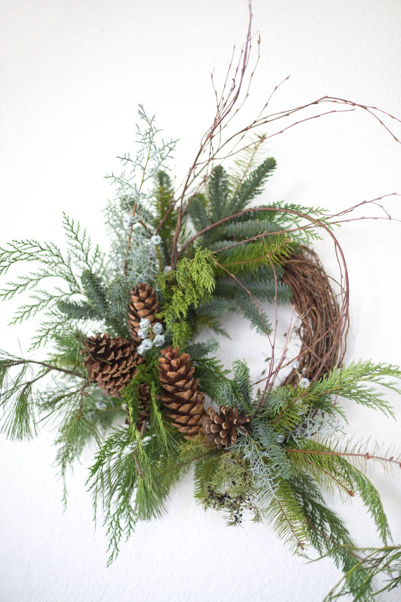 Photo of Floral Arrangements with Moon Canyon – Holiday Wreaths – Rip & Tan
