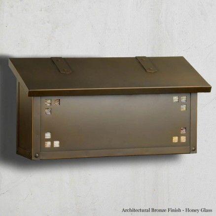 Clic Craftsman Mailbox Horizontal America S Finest Co