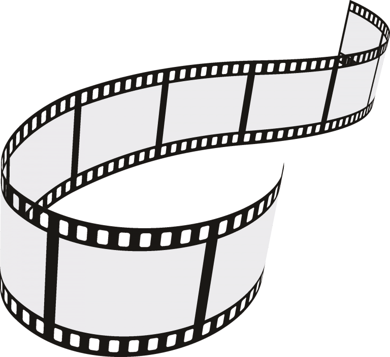 Film Strip 4 Roll Set Vector [EPS File] Vector EPS Free
