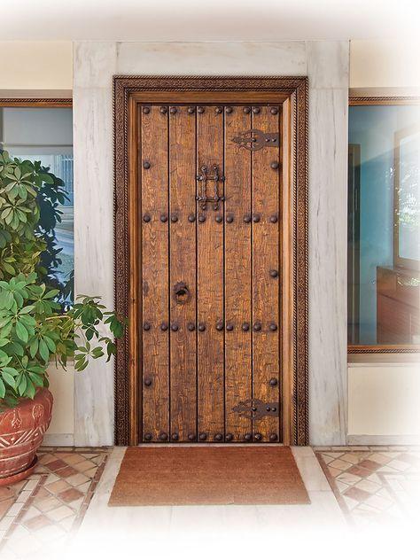 Puertas Interiores Rusticas - Ideas De Disenos - Ciboney.net