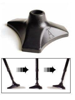 Abletripod Walking Cane Tip Triangle Cane Base Cane Tips Walking Canes Cane