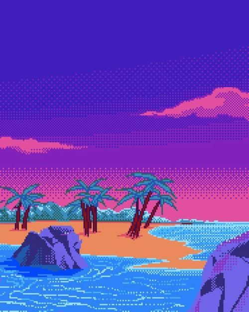 Follow us for more aesthetic and vaporwave stuff.