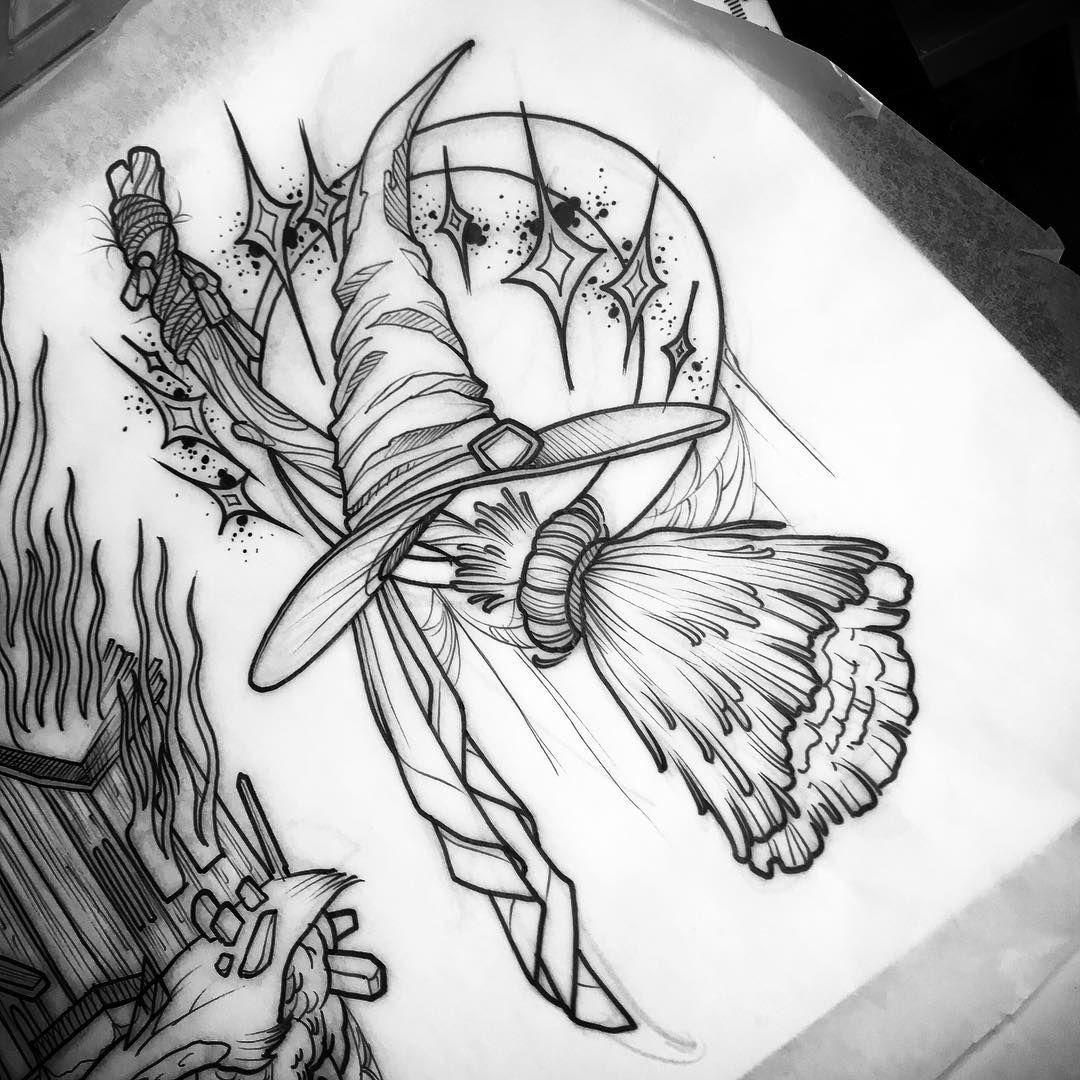 Photo of . . . . # tatouage # tatouages # tatouages sombres #neotrad #neotraditional