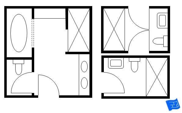 Bathroom Layouts Bathroom Floor Plans Bathroom Layout Bathroom Design Layout