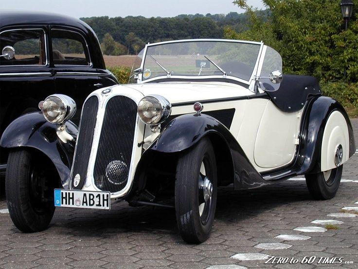 What words..., Bmw vintage car
