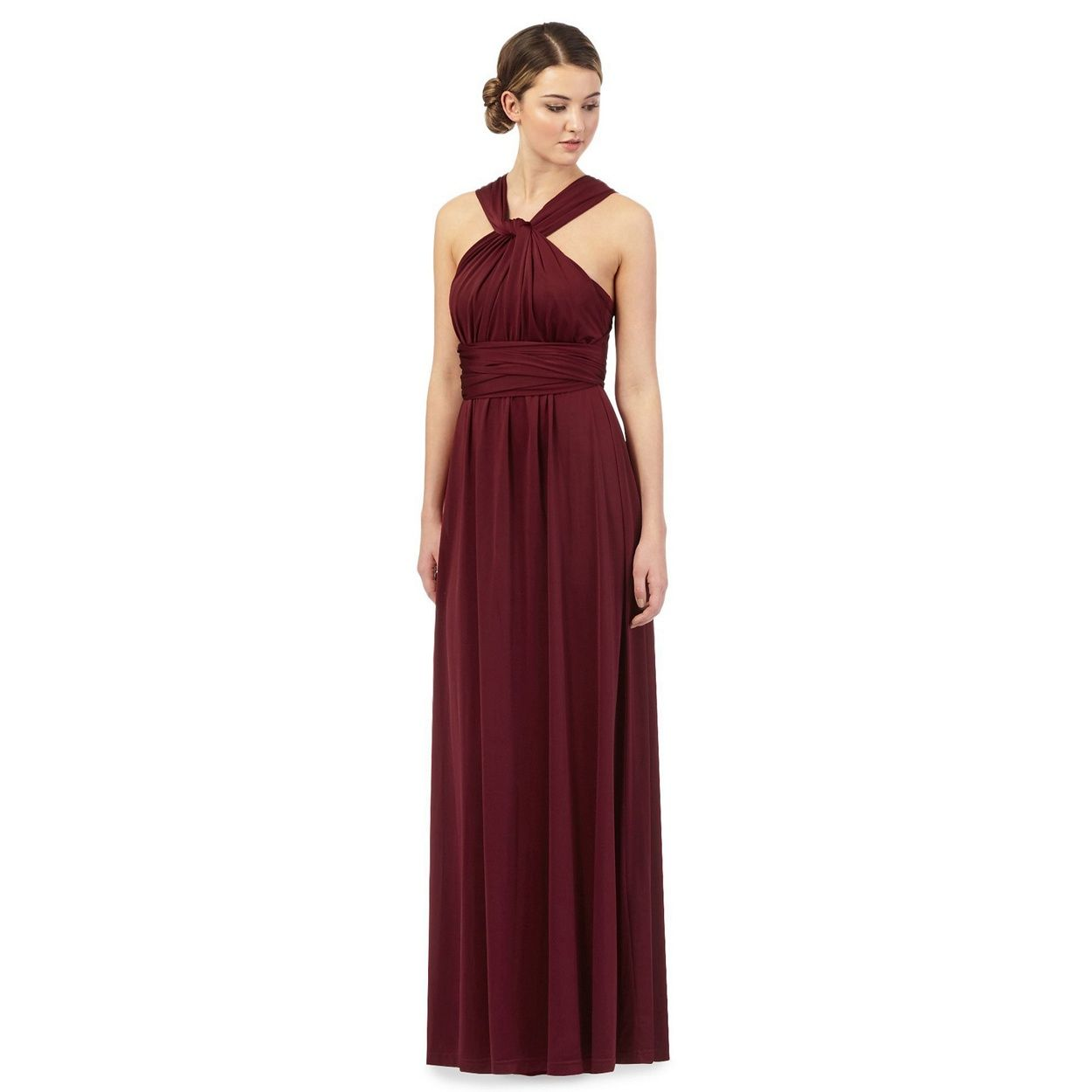 Debut multiway evening dress from debenhams dark red 99 debut multiway evening dress from debenhams dark red 99 ombrellifo Choice Image