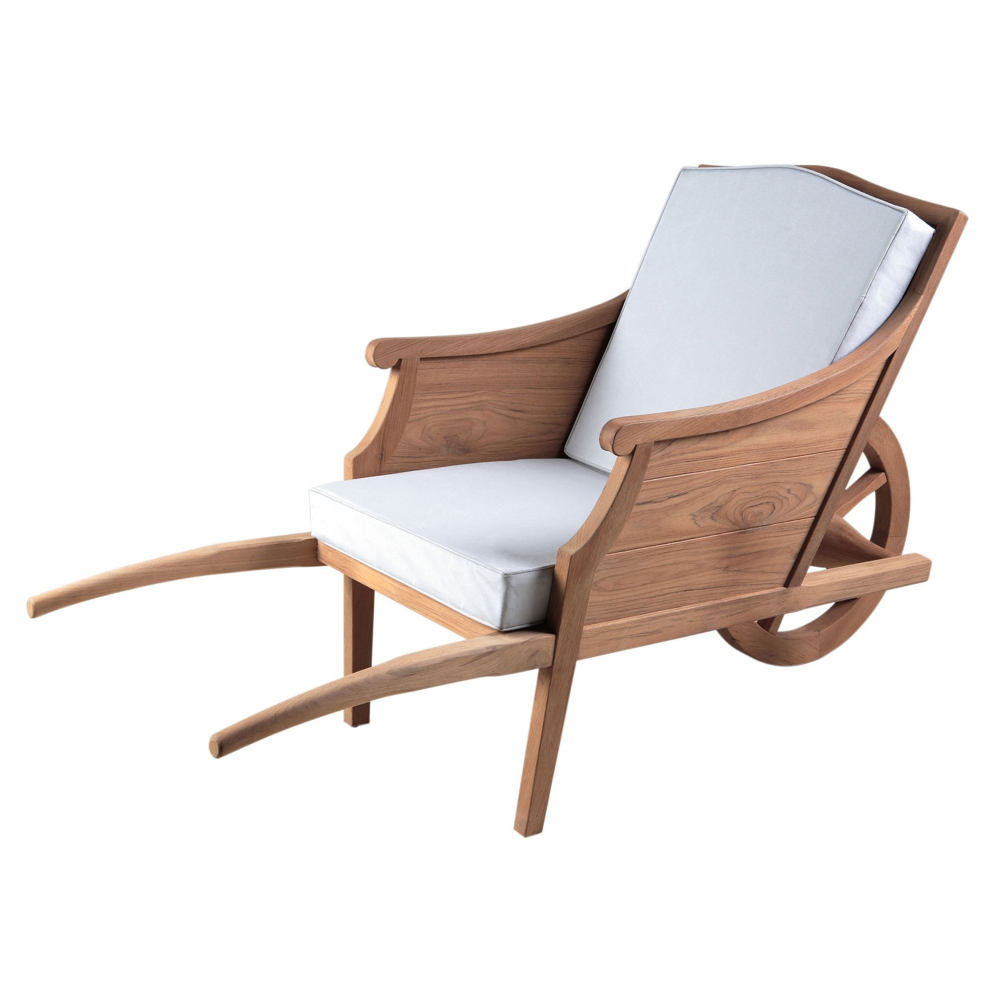 For Those Of Us Who Might Need To Quickly Go Elsewhere Whilst Relaxing Xo Ceci N Est Pas Une Brouette Armchair Armchair Armchair Design Furniture
