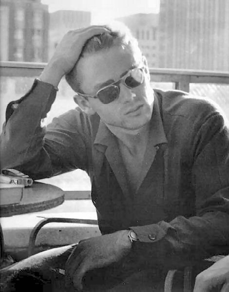 James Dean  I wish I could go back in time to meet him <3