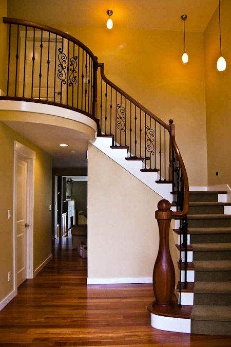 Beautiful Staircases Custom Stairs Loren Dugan Master Stair Builder
