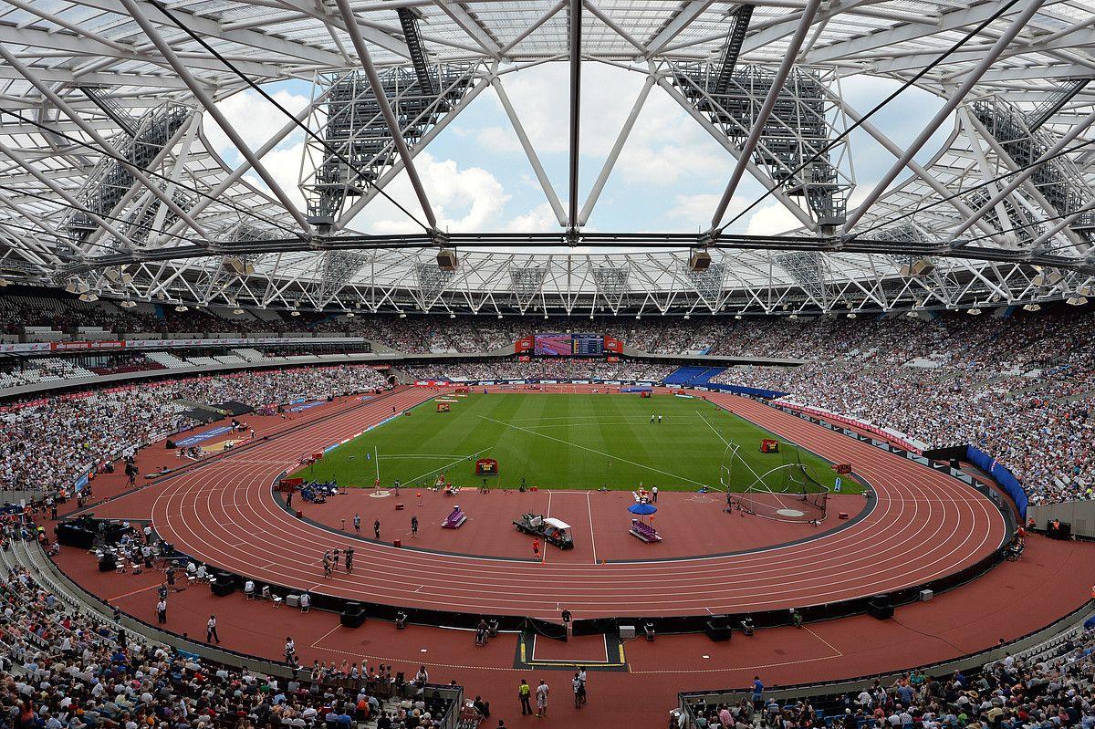 London Olympic Stadium London plays, Olympic sports