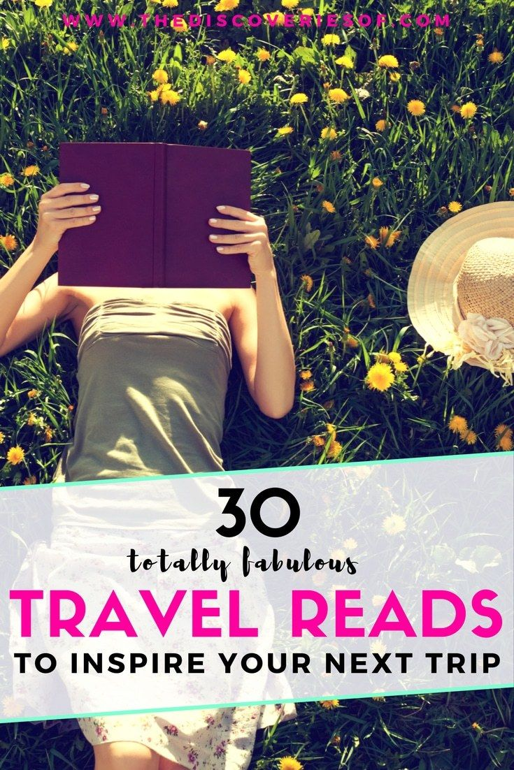 30 Incredible Books To Read On The Road