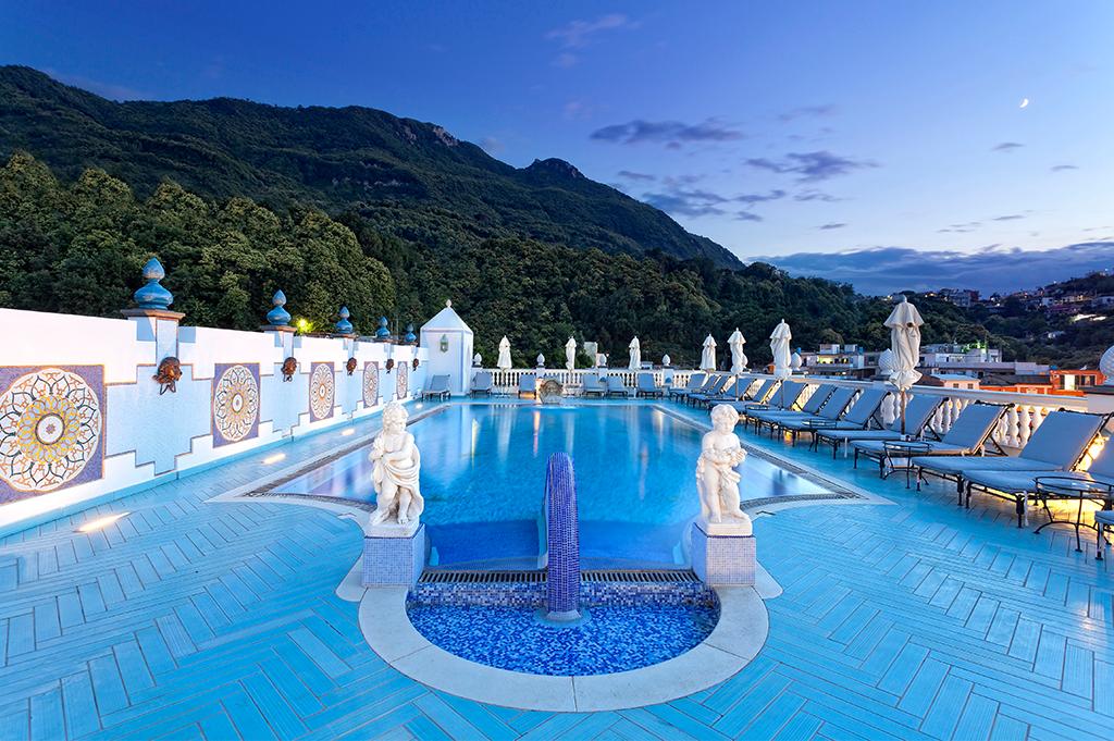 Lounge Turismo SPA relaxamento e bemestar por Relais