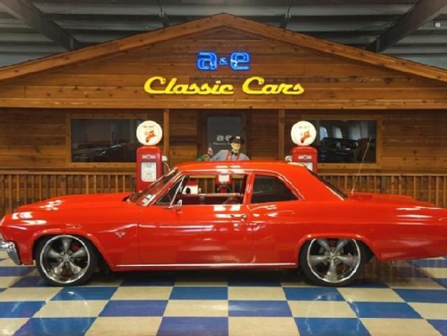 1965 Chevy Belair 4 Door Sedan 1965 Chevrolet Bel Air For Sale New