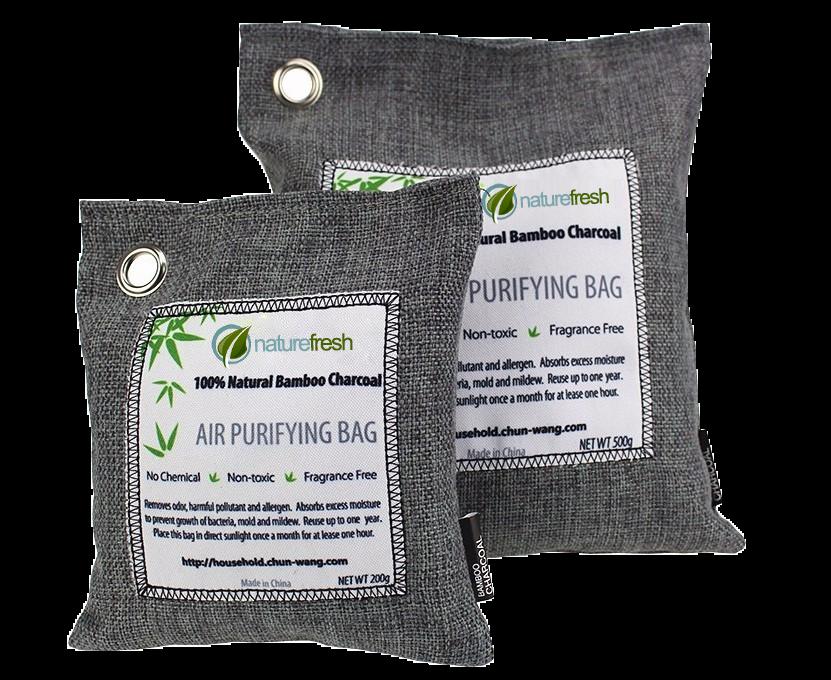 NatureFresh Air purifying bag, Air purifier, Purifier