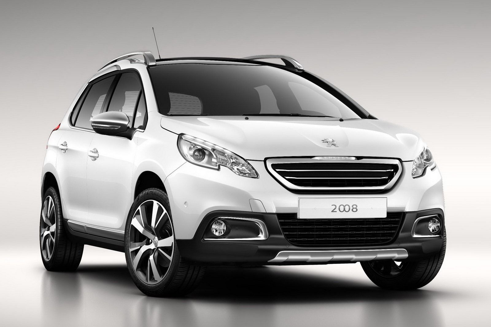 Peugeot officially unveils 2008 crossover premieres at the geneva auto show