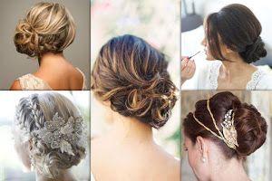 ¿Ya tienes el vestido y los zapatos? Pues toca pensar en el peinado. ¡Aquí tienes algunas sugerencias!