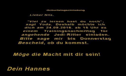 Von Der Einladung über Die Deko Bis Hin Zu Essen Und Spielen Findet Ihr  Hier Alle Infos Für Einen Star Wars Kindergeburtstag.
