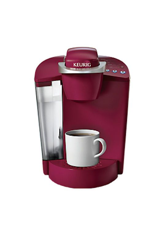 Keurig K45 Elite KCup Coffee Maker Brewer Rhubarb Red