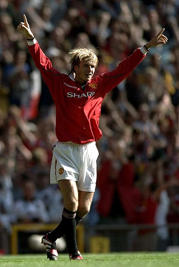 Papers He S Coming Home In 2020 Man Utd News David Beckham Beckham