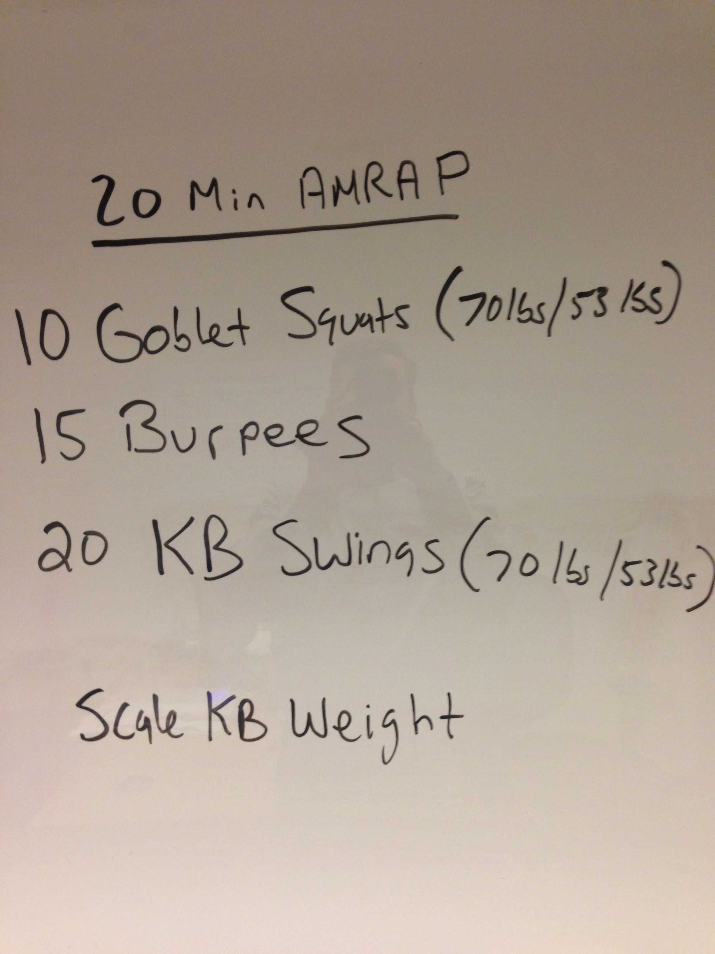 Pin By Allyson Strout On Crossfit Wod Crossfit Amrap Workout Kettlebell Training