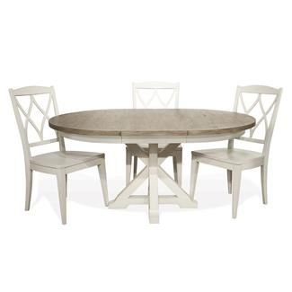 Myra Round Dining Table I Riverside Furniture Dining Table