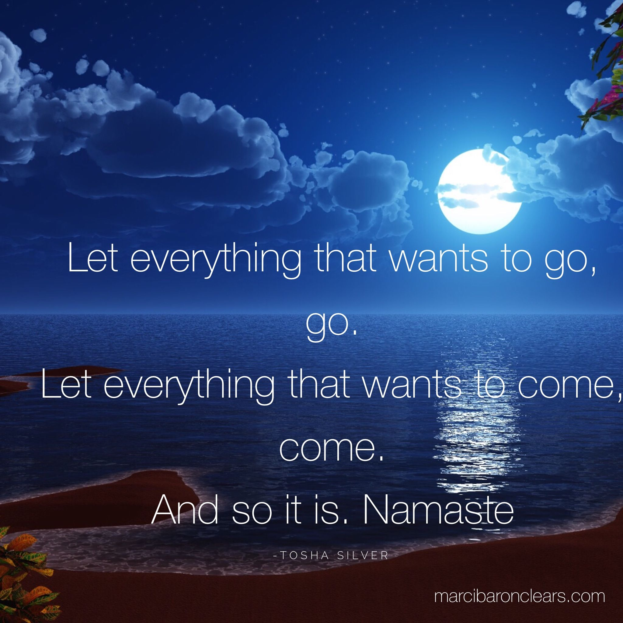Motivational Inspirational Quotes: How To Use The Full Moon To Let Go
